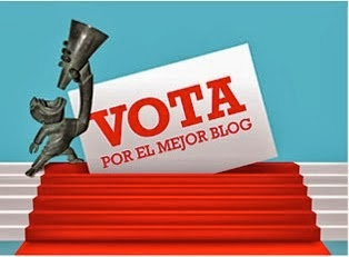 Votar Mejor blog Premios 20Blogs