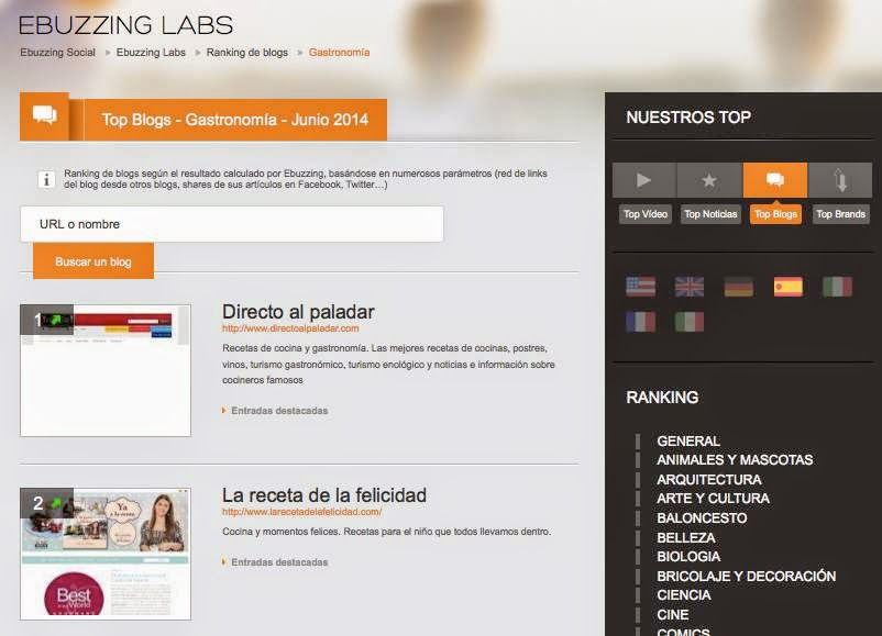 ebuzzing labs top blogs