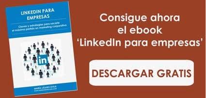 Libro LinkedIn para empresas