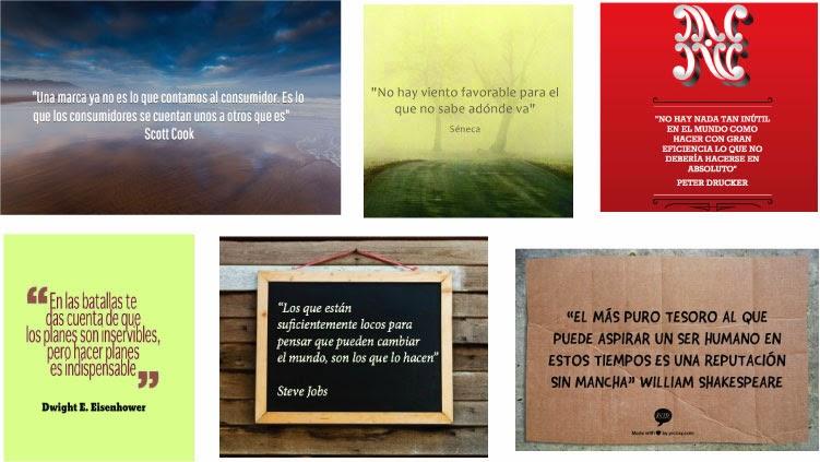 6 Herramientas Para Crear Imágenes Con Frases Sin Ser