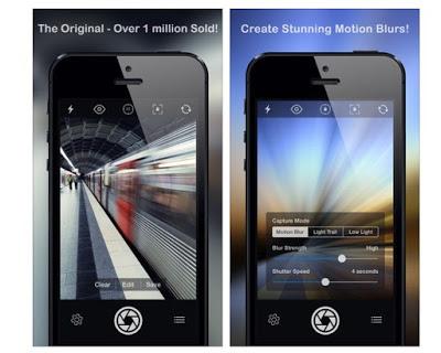 Slow Shutter Cam App