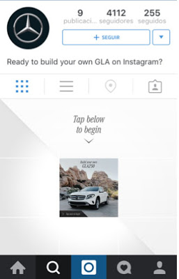 GLA Mercedes Benz en Instagram
