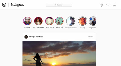 Extensión Chrome Instagram Stories