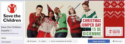 Save the Children España Facebook