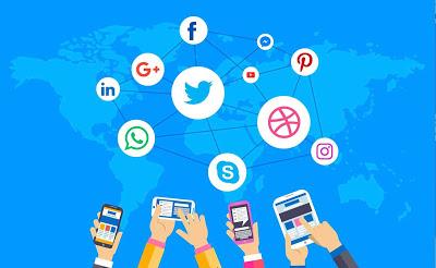 Uso redes sociales en España