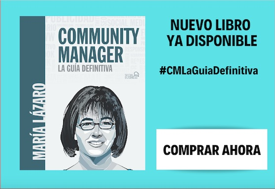 """Libro """"Community Manager. La guía definitiva"""" ya disponible"""