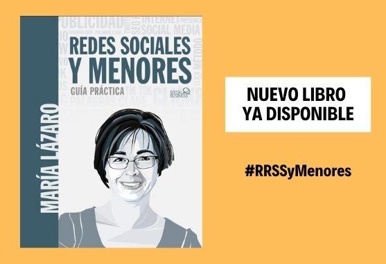 Libro Redes Sociales Y Menores María Lázaro