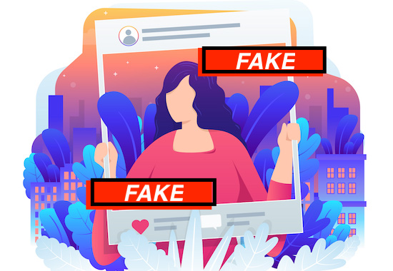 Detectar influyentes falsos en Instagram